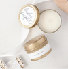 Rose & Honey | Natural Soy Travel Candle