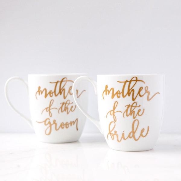 Coffee Mug - Mother Of The Bride/Groom Mug