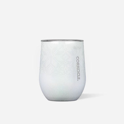 12oz Stemless Tumbler | Fairisle