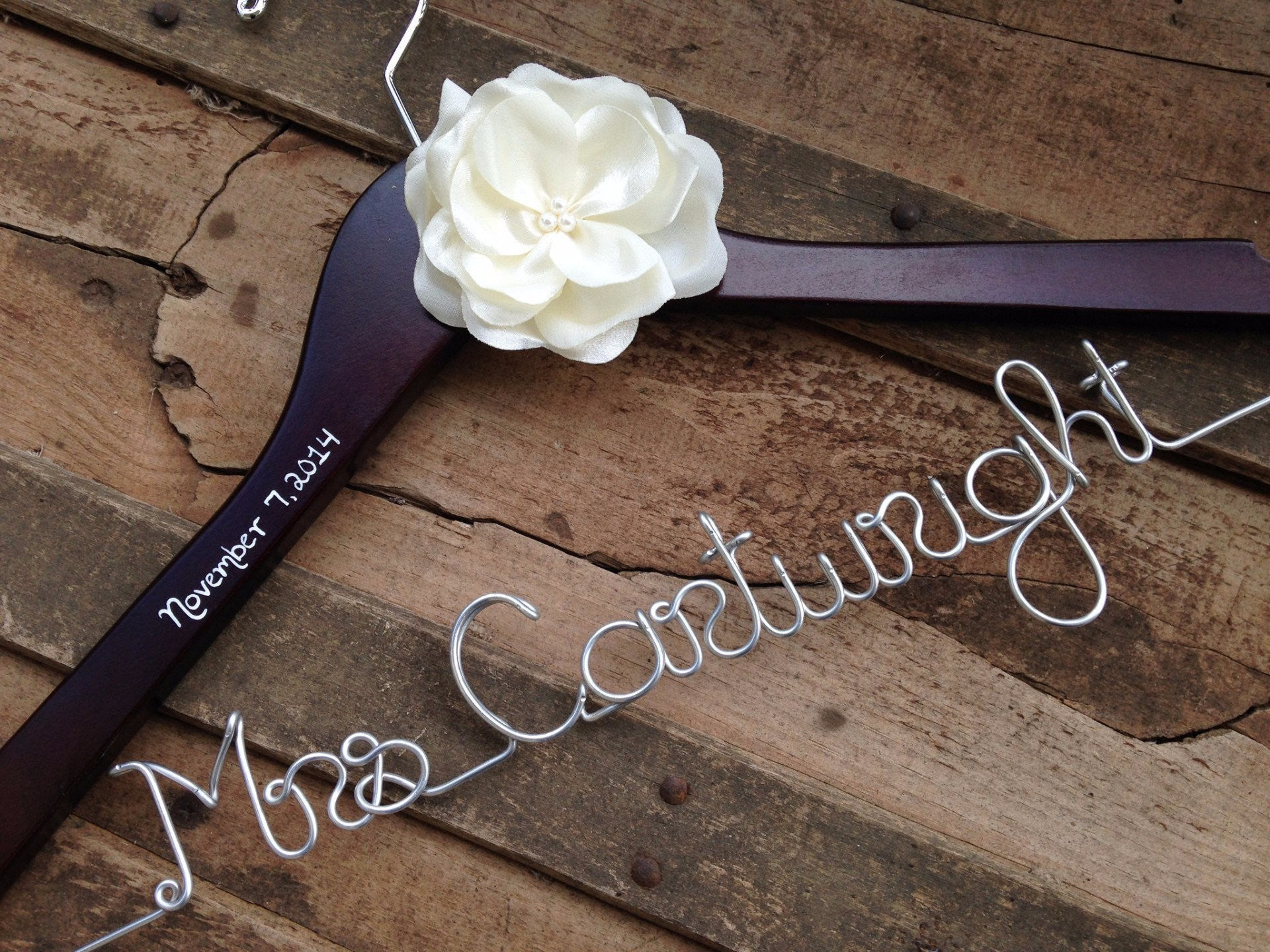 Unique, Personalized Bridal Shower and Engagement Gifts - Foxblossom Co.