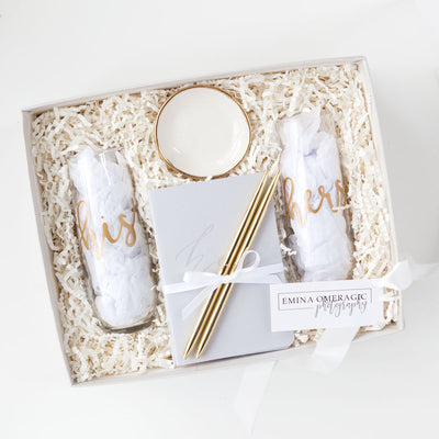 Emina Omeragic Photography Custom Client Gift Box