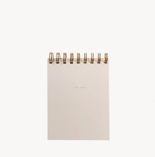 To Do Desk Pad | Nude
