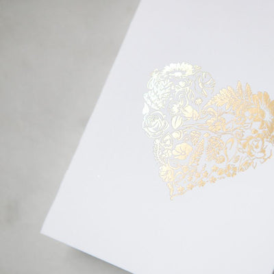 will you be my bridesmaid card, bridesmaid proposals, bridesmaid gifts, floral card, gold foil greeting card, love you card