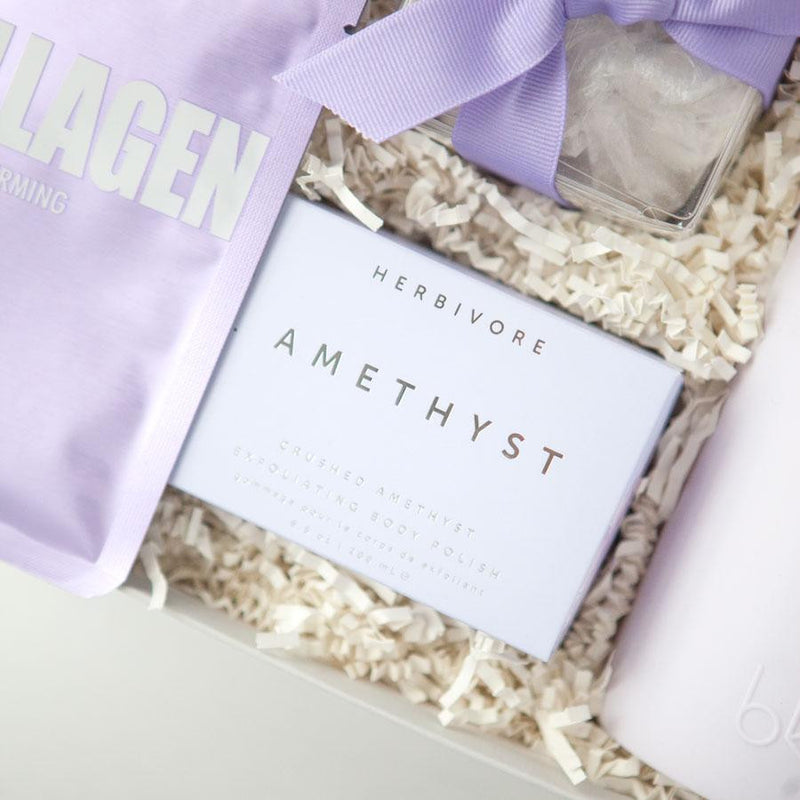 The Amethyst Spa Gift Box