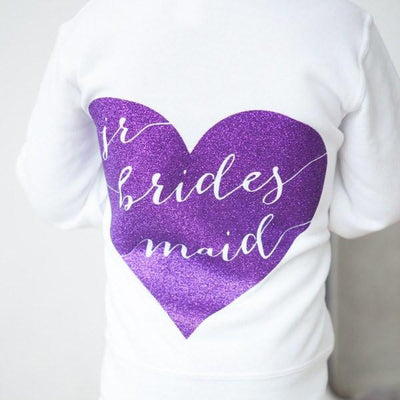 jr bridesmaid hoodie, bridesmaid gifts, bridesmaid apparel