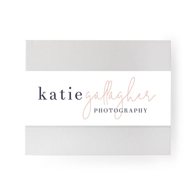 Katie Gallagher Photography Custom Client Gift Box
