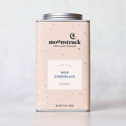 Creamy Milk Chocolate Hot Cocoa