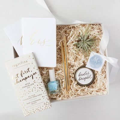 Moore & Co. Custom Client Gift Box