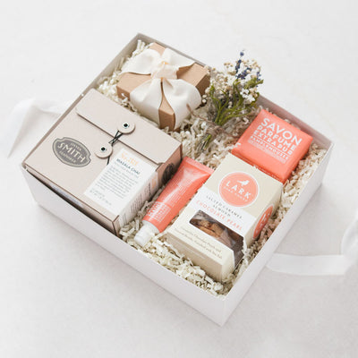 Tea & Cookies Gift Box