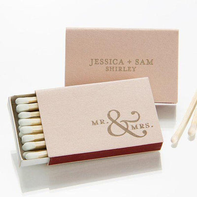 custom match box, wedding match favors, personalized favors, custom favors, unique favors, best wedding favor ideas