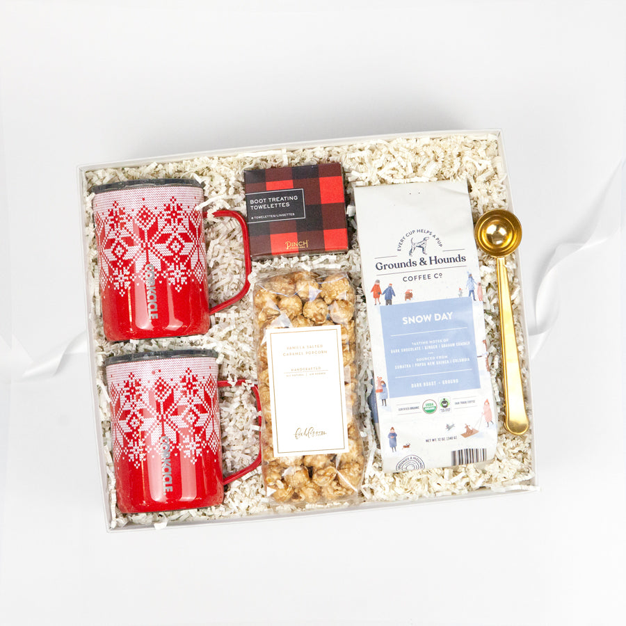 Snow Day Gift Box