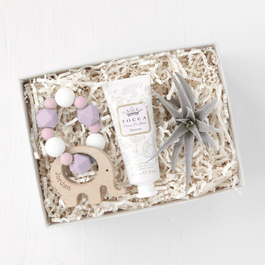 Petite Welcome Baby Gift Box