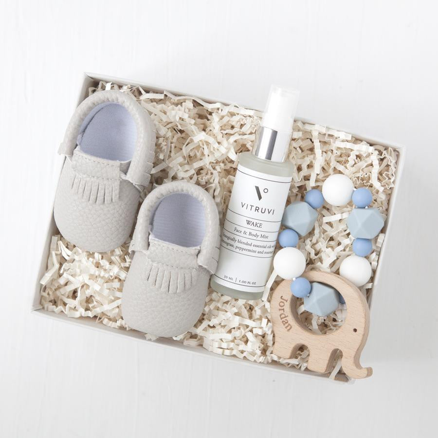 Signature Welcome Baby Gift Box