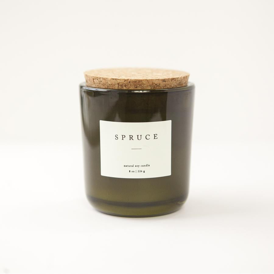 Spruce | Natural Soy Candle