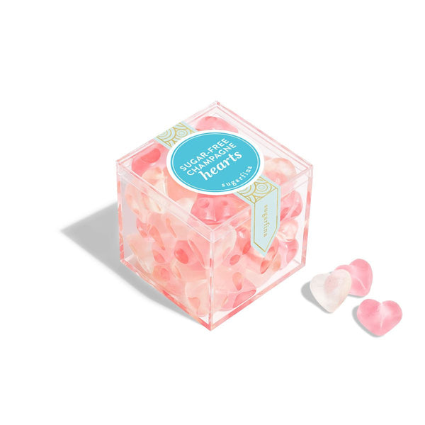 sugarfina sugar free candy, sugar free gummies, champagne bears, champagne bubbles, champagne gifts, champagne bridesmaid gifts, best bridesmaid gifts, build a gift box, custom gift boxes, unique gifts for her