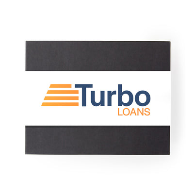 Turbo Loans Box Band & Logo Card