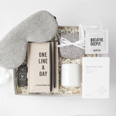 Winter Wellness Gift Box
