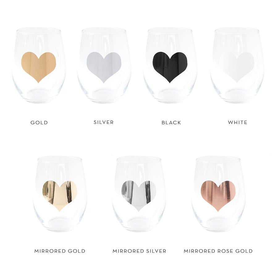 Personalized Stemless Travel Wine Tumbler