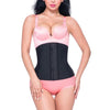 Princess Cut Spiral Steel Bone Latex Waist Trainer
