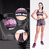 Galaxy Purple Fitness Bra