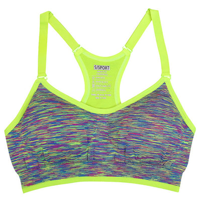 Colors of the Rainbow Sports Bra