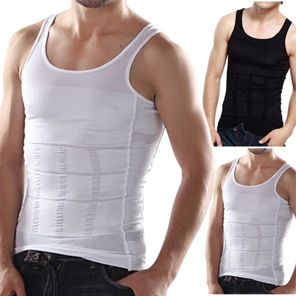 Men's Body Slimming Compression Tank Top