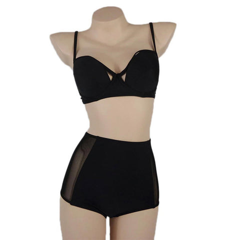 High Waisted Hanalei Swimsuit
