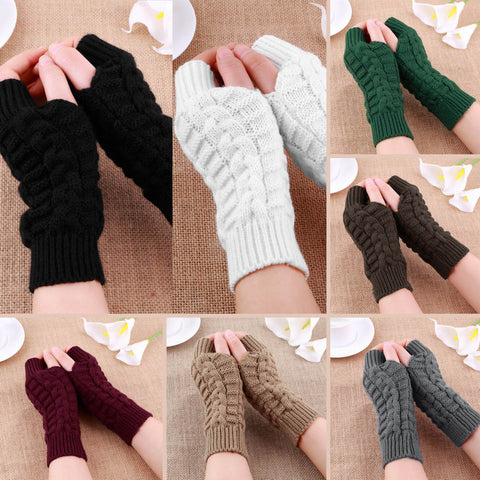 Fingerless Fantasy Gloves