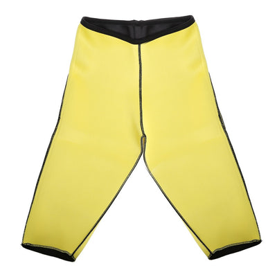 Suit Up And Slim Down Neoprene Gym Pants