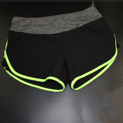 Neon Line Hottie Shorts
