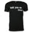 "Detroit Scroll Men's ""Told You So"" Black Short Sleeve T-Shirt"