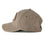 "Detroit Scroll ""Told You So"" Low-Profile Faded Brown Washed Adjustable Cap"