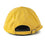 "Detroit Scroll ""Told You So"" Low-Profile Yellow Washed Adjustable Cap"