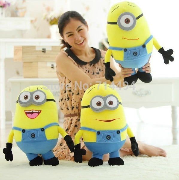 50cm Large Plush Minion Toy