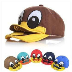 Adorable Duck Ball Cap Hats. Choice of colors
