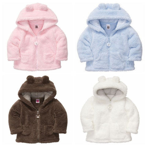 Baby Boy Sweaters & Outerwear