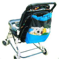 Baby Stroller Storage Bag. Blue or Pink