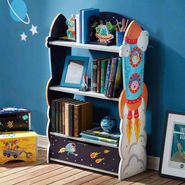 Fantasy Fields - Outer Space Bookshelf