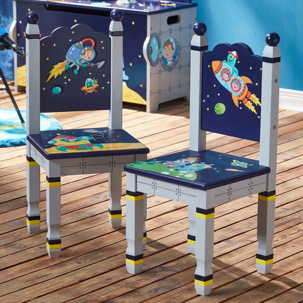 Fantasy Fields - Outer Space Set of 2 Chairs