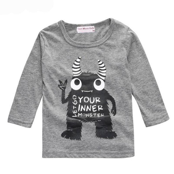 Choice of Baby Boy Long Sleeve Shirts