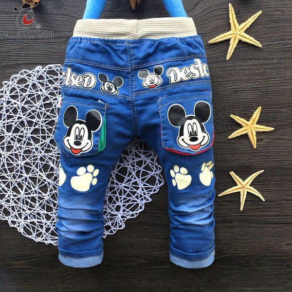 Choice of Boys or Girls Denim Pants