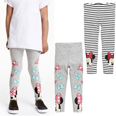 Choice of Girls Minnie Mouse Leggings