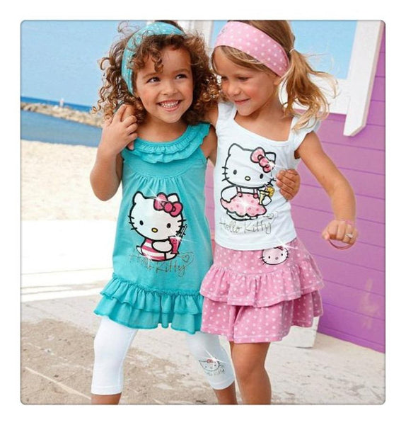 Choice of Hello Kitty 3 Piece Sets