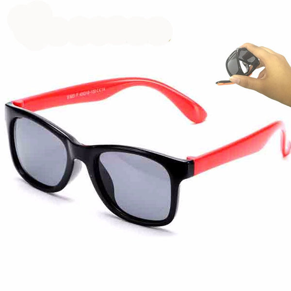 Choice of Super Flex Silicone Infant Baby Sunglasses