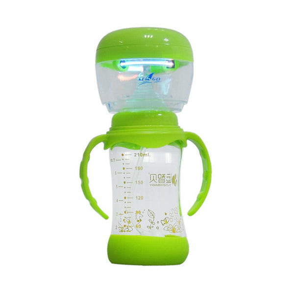 Portable Baby Bottle and Pacifier UV Sterilizer