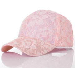 Womens Stylish Breathable Baseball Caps.