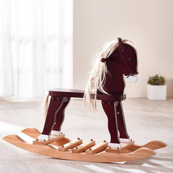 Teamson Kids - Windsor Derby Rocking Horse