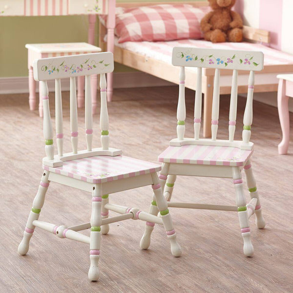 Fantasy Fields - Bouquet Set of 2 Chairs