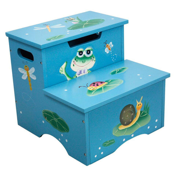 Fantasy Fields - Froggy Step Stool w/ Storage