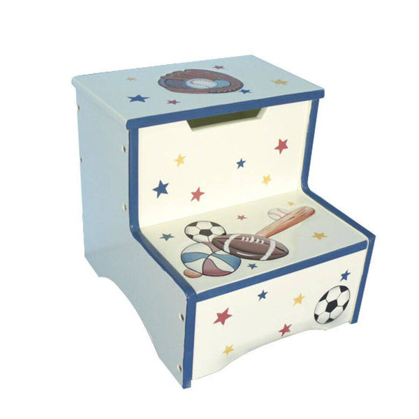 Teamson Kids - All Star Game Step Stool
